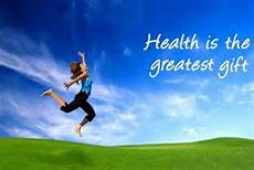 health is greatest gift